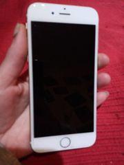 Smartphone Iphone 6 in weiß