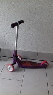 Mädchen-Roller