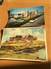 Alte und Uralte Postkarten