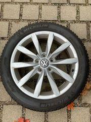 Winter Kompletträder VW Golf 7
