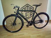e-bike Ampler Model Curt Matte