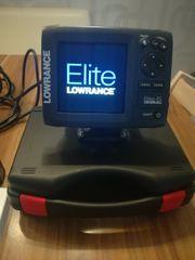 Lowrance Elite5 GPS Chirp Echolot