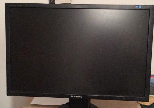 Verkaufe Samsung-Bildschirn 24 Zoll