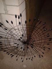 Wand-Metalldecko