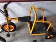 Kinder Streitwagen Dreirad kaum benutzt