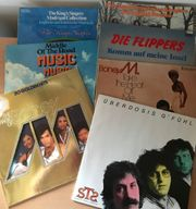 LPs Langspielplatten - Bands Sängerinnen - sehr