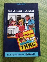 TKKG Buch Achtung Monsters kommen