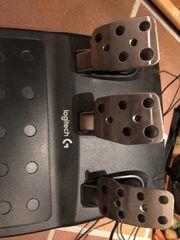 Xbox one Lenkrad Logietech G920