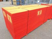 Sonderpaket Schaltafeln K1 yellowplan 21mm