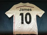 Original Real Madrid Trikot JAMES
