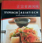 Kochbuch Typisch Asiatisch Neuwert 25