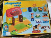 Playmobil 123 interaktiver Bauernhof