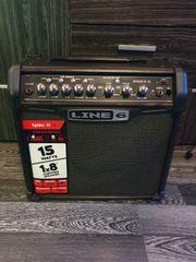 E Gitarren Verstärker Line6 Spider