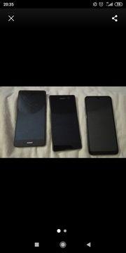 Samsung s20 Huawei p9 Lite