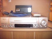 sharp vc-mh76gm 8 hifi-stereo video-cassettenrecorder