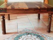 Mexikanischer Tisch im Landhausstil