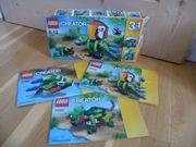 Lego Creator 31031 - Papagei Dschungeltiere
