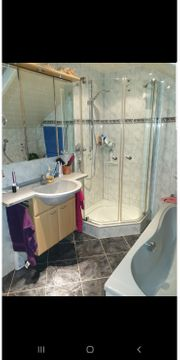 Dusche vom Inhaus inkl Armatur