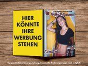 Werbeanzeige in Erotikmagazin inkl Backlink