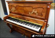 Wunderschönes Pleyel Konzertklavier Jugendstil