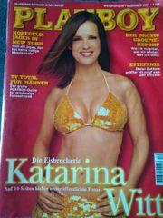 Playboy 2001 Kathi Witt