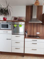 Küchenzeile wie neu mit Elektrogeräten