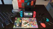 Nintendo Switch V2 NEU Rechnung