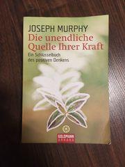 Buch Joseph Murphy - Die unendliche