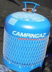 Campingaz Typ 907 Gasflasche leer -