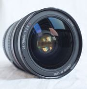 Canon 24-70 mm f 2