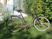 Für Liebhaber alter Fahrräder