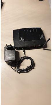 fritzbox 7170 in schwarz