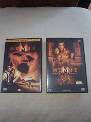 DVD Die Mumie Die Mumie