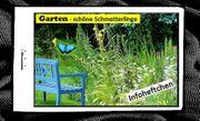 Garten - schöne Schmetterlinge - Infoheftchen
