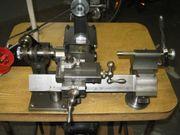 Uhrmacher Dreh- und Frässtation