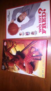 DVD Spider-Man und Wo ist