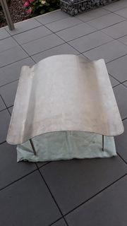 Kaminabdeckung Edelstahl Maße 76 x