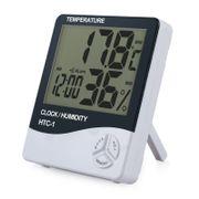 Digital LCD Hygrometer Thermometer Temperatur