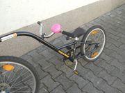 Fahrrad Nachläufer Nachziehrad Kinderrad