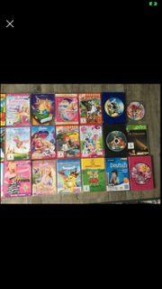 30 Stück Kinder DVDs sehe