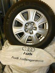 Original Audi Q3 Winter-Aluminium Kompletträder