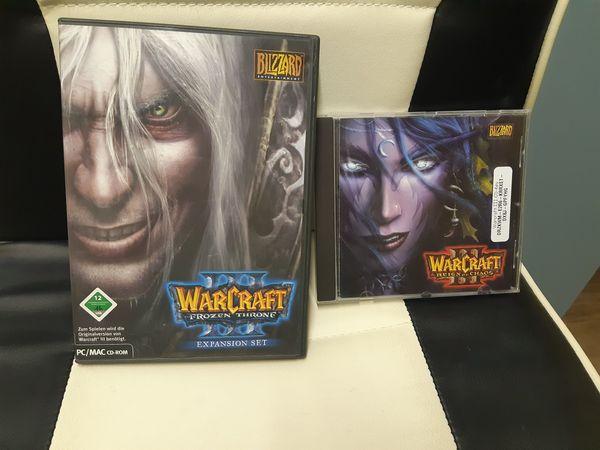 Warcraft 3 Frozen Throne u