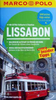 MARCO POLO Reiseführer Lissabon Reisen