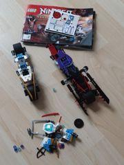 Lego Ninjago Straßenrennen des Schlangenjaguars