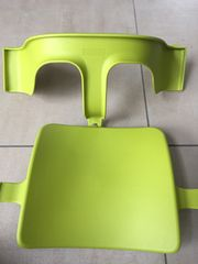 Stokke Babyset grün inkl Bezug