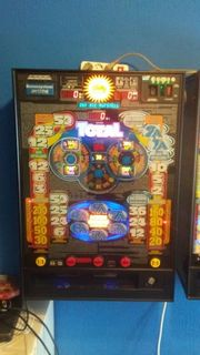 Bally Wulff Action Total Geldspielautomat