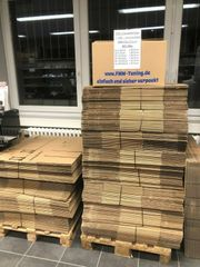 20 Umzugskartons 2-wellig 40kg 600x330x340mm