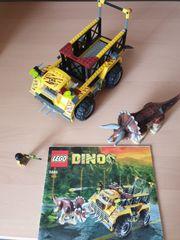 Lego Dino Begegnung mit dem