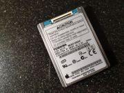 Toshiba 80GB ZIF 1 8