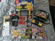 Nintendo Switch Konsole Pokemon Edition